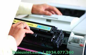 Quy trình sửa máy in khoa học, chuyên nghiệp, nhanh gọn tại IT Siêu Việt