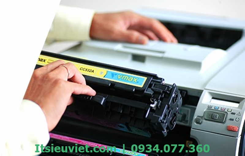 Quy trình sửa máy in tại nhà Dĩ An khoa học, chuyên nghiệp, nhanh gọn tại IT Siêu Việt