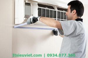Dịch vụ sửa máy lạnh chuyên nghiệp, nhanh chóng của IT Siêu Việt