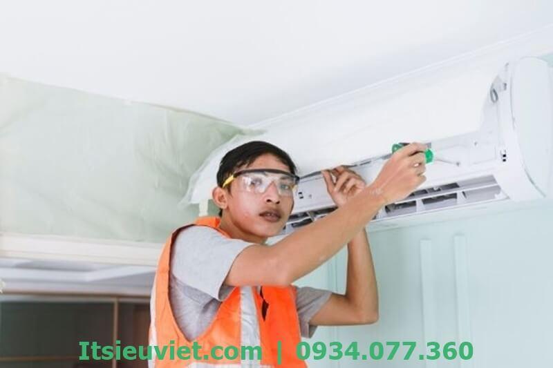 IT Siêu Việt sẽ giúp bạn sửa máy lạnh tại nhà Gò Vấp