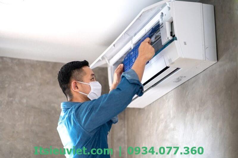 sửa máy lạnh tại nhà Phú Nhuận