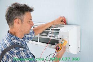 Dịch vụ sửa máy lạnh quận 1 tại IT SIÊU VIỆT