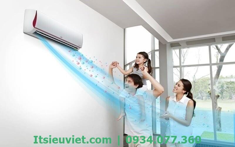 sửa máy lạnh tại nhà Tân Bình