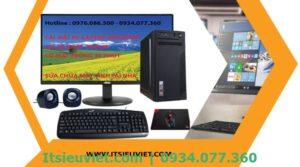 IT Siêu Việt sửa chữa máy tính nhanh chóng tận nơi, giá rẻ nhất TPHCM