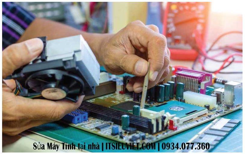 Dịch vụ sửa máy tính tại nhà Thuận An tại nhà của IT Siêu Việt có nhiều ưu điểm vượt trội