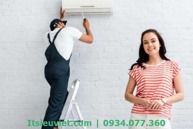 Lựa chọn IT Siêu Việt để sửa máy lạnh tại nhà Bình Thạnh là lựa chọn tốt nhất