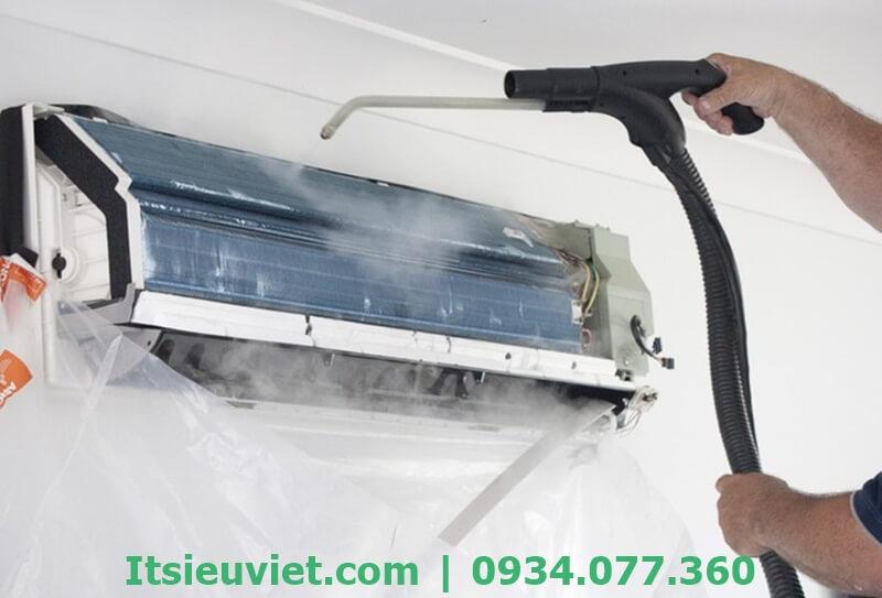 Dịch vụ vệ sinh, sửa máy lạnh tại nhà quận 1 giá rẻ, chuyên nghiệp
